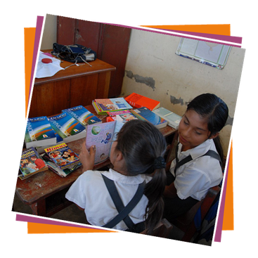 Chispas Amazonicas - il n'y a pas de développement possible sans éducation : nos objectifs
