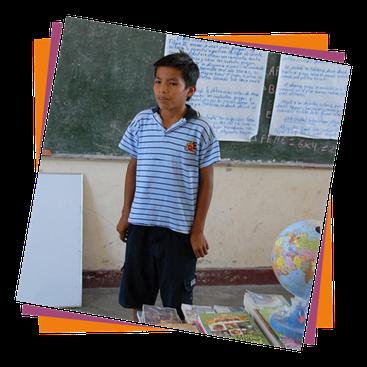 Chispas Amazonicas - éducation en Amazonie péruvienne