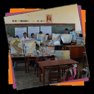 Chispas Amazonicas - nous soutenir : dons, adhésions