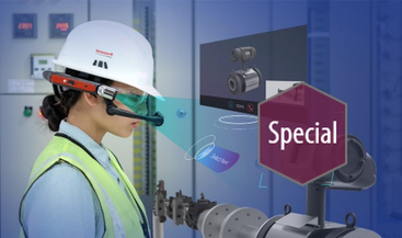 ISEC7 for SAP Solutions for Special Workplaces with HMT-1 realwear computer glasses