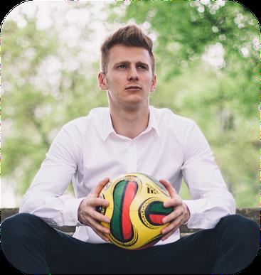 Ricardo Rehländer Fußball Freestyle Profilbild
