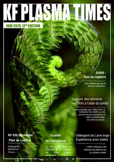Kf Plasma Times de juin