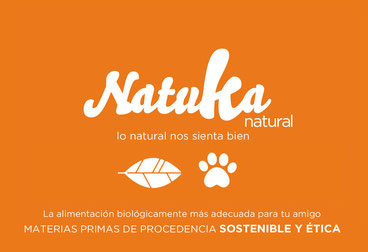 dieta ACBA Natuka natural para perros