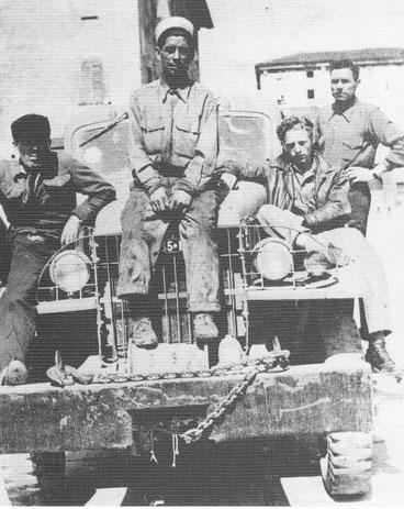SOLDATI AMERICANI A LIVORNO (1945)