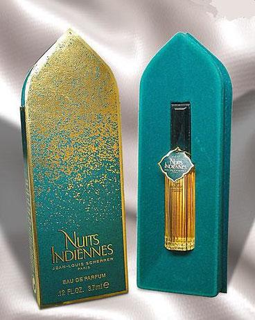 SCHERRER JEAN-LOUIS - NUITS INDIENNES - EAU DE PARFUM 3,7 ML