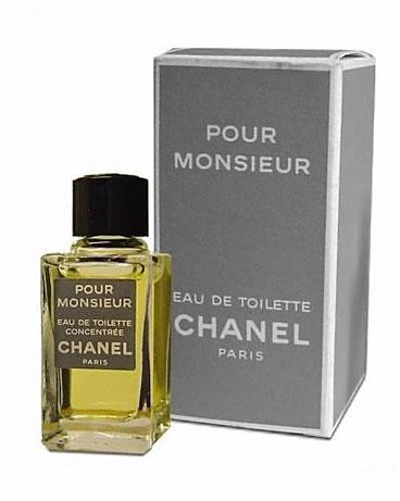 POUR MONSIEUR - EAU DE TOILETTE CONCENTREE - CONTENANCE NON MENTIONNEE SUR LA BOÎTE