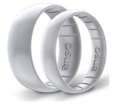 Enso Elements Wedding Bands