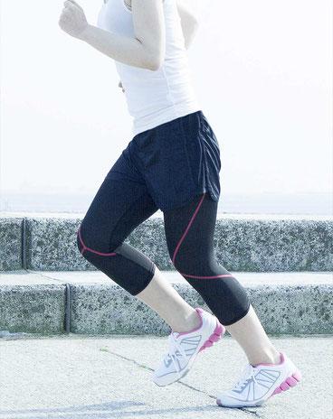膝痛(ランナー膝・ジャンパー膝など)