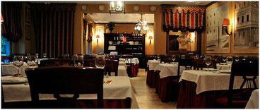 restaurante temático sevilla