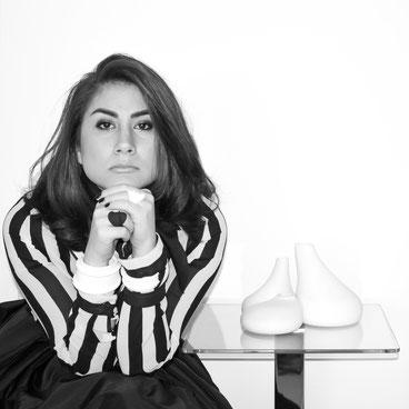 about Sogand Nobahar Milan based contemporary Persian designer