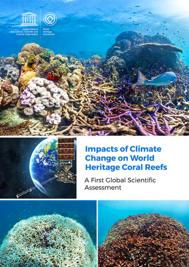 Impacts of Climate Change on World Heritage Coral Reefs