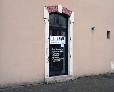 Locaux d'Ainterjob à Bourg-en-Bresse