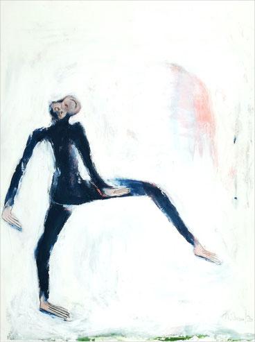 Christiane Holsten: Affenkunst XII