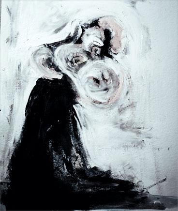 Christiane Holsten: Affenkunst XXII