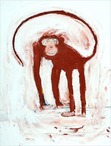 Christiane Holsten: Affenkunst I