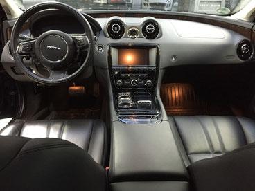 TV Freischaltung Jaguar XF