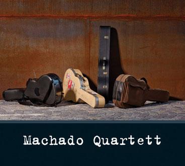 Album Machado Quartett