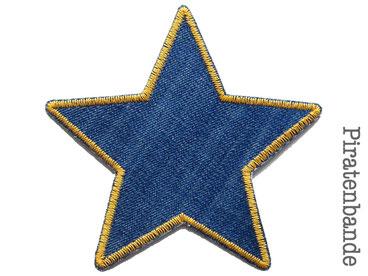 Bild: Stern Jeans Aufnäher