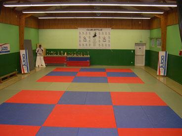 Pratique ludique du Judo