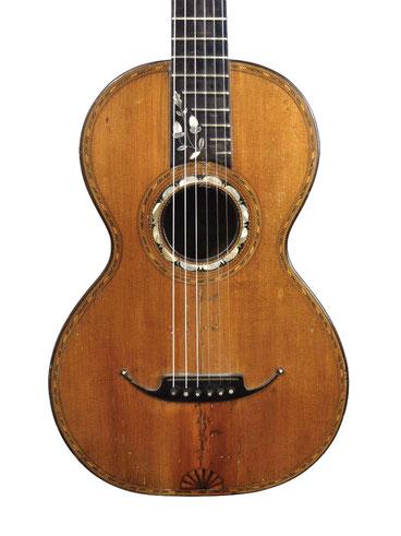 Guitare Romantique - guitare classique