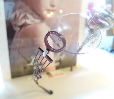 国際メガネ展の新作を順次ご紹介いたします。お楽しみに!