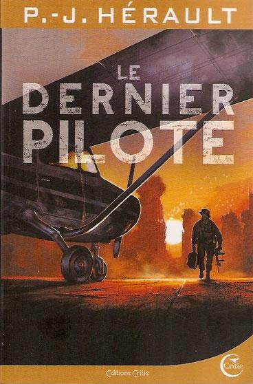 """Suite et fin de ce """"Dernier Pilote"""". Et là on peu dire qu'il n'a pas eu les contraintes du nombre de pages du Fleuve."""