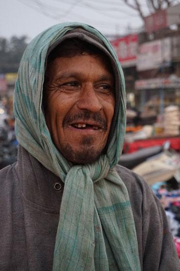 Kultur, Armut, Lächeln