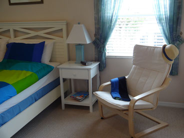 Master Bedroom mit King Bed