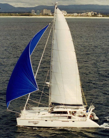 Cruising Catamaran Dreamcatcher