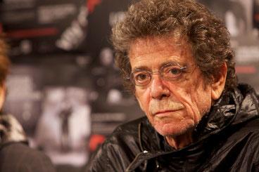 Lou Reed ist tot -  (* 2. März 1942 in New York; † 27.10.2013 in New York) Bild kann anklickt werden!