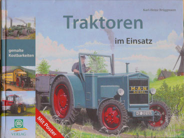 Traktoren im Einsatz  ISBN  978-3-7690-0735-0