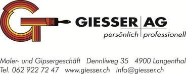 Giesser AG