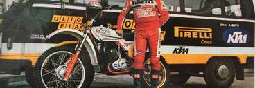 pubblimais motocross moto storiche