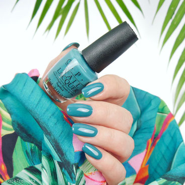 OPI • Is That a Spear In Your Pocket? • Fiji Collection • Spring / Summer 2017