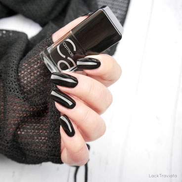 CATRICE • Black To The Routes • ICONails