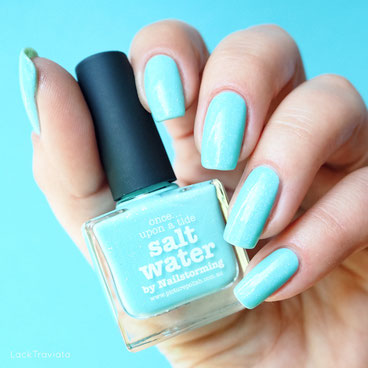 swatch piCture pOlish • salt water
