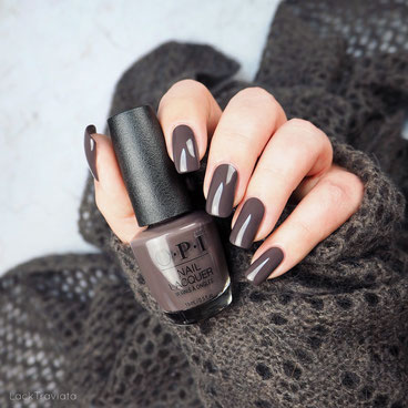 OPI • Krona-logical Order (NL I55) • Iceland Collection • Fall 2017