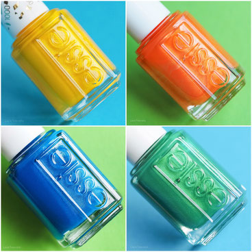 essie Shimmer Brights Collection 2016
