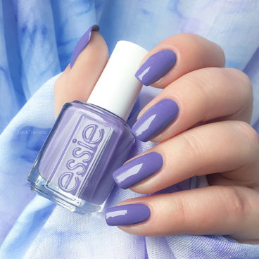 swatch essie shades on
