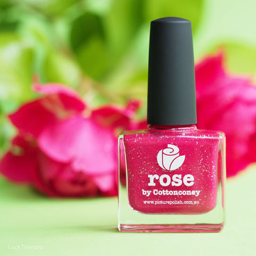 piCture pOlish rose