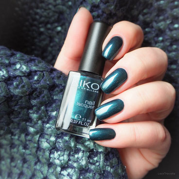 Swatch KIKO 529 Metallic Beetle