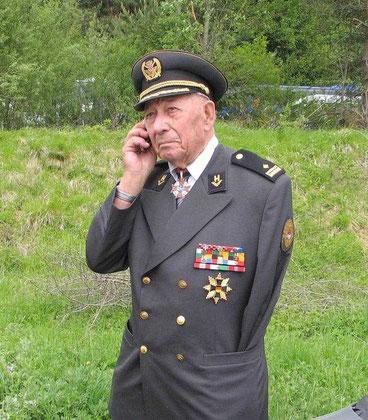 Pričuvni bojnik Hrvatske Vojske