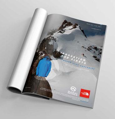 Summit Series: Single Page ad