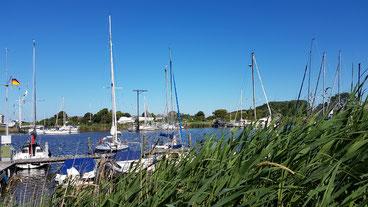 Jachthafen Harlesiel, Nordsee, Ostfriesland