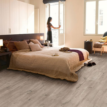 Quick·Step Eligna Wide Caribische Eik Grijs UW1536 |  Elders € 25,99 p/m²   | Premium Floors € 23,39  p/m²