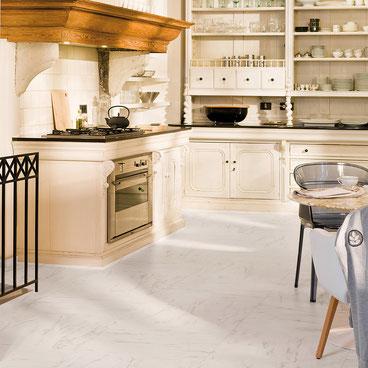 Quick·Step Arte Marmer Carrara UF1400 |  Elders € 43,95 p/m²   | Premium Floors € 39,56 p/m²