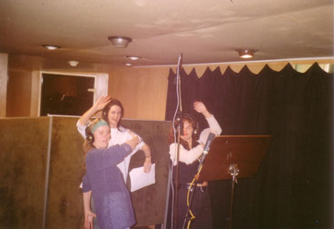Backing Vocals zur Choose the Blues 1994