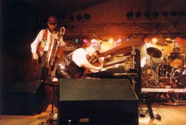 Hofburg Wien Sylvesterveranstaltung 1994