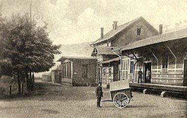 Bahnhof Eiserfeld
