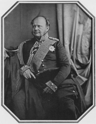 König Friedich Wilhelm IV von Preussen im Jahre 1847